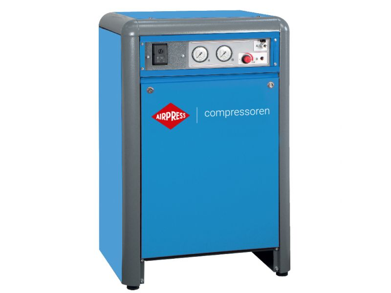 Flüsterkompressor APZ 320+ 400V 10 bar 3 PS/2.2 kW 317 l/min 24 l