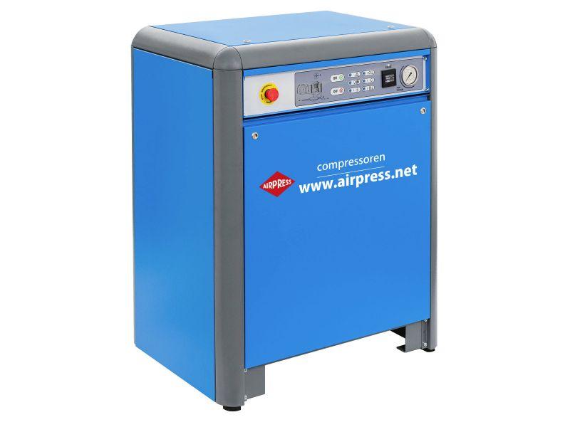 Flüsterkompressor APZ 600+ 10 bar 5.5 PS/4 kW 555 l/min 3 l