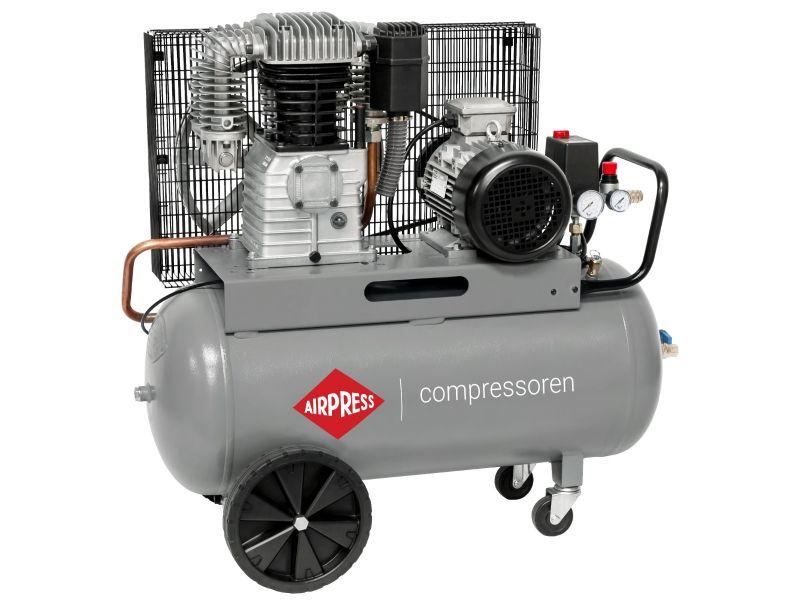 Kompressor HK 700-90 Pro 11 bar 5.5 PS/4 kW 530 l/min 90 l