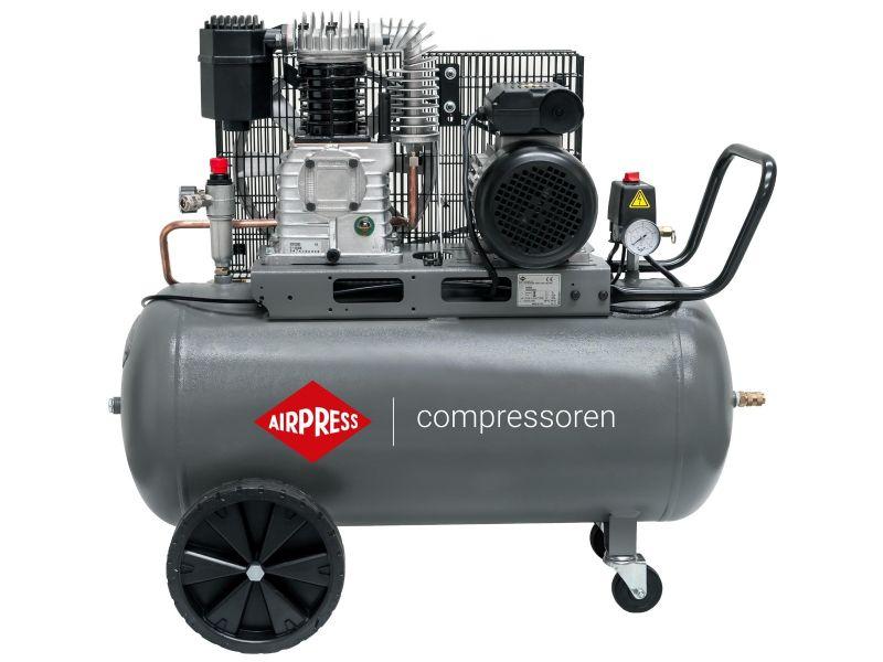 Kompressor HL 425-90 Pro 10 bar 3 PS/2.2 kW 280 l/min 90 l