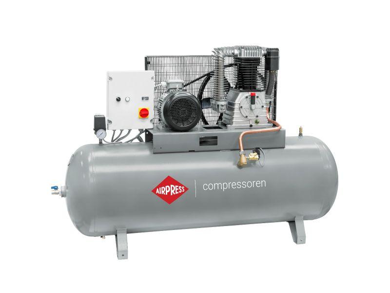 Kompressor HK 1500-500 SD Pro 14 bar 10 PS/7.5 kW 686 l/min 500 l Stern Dreieck Schaltung