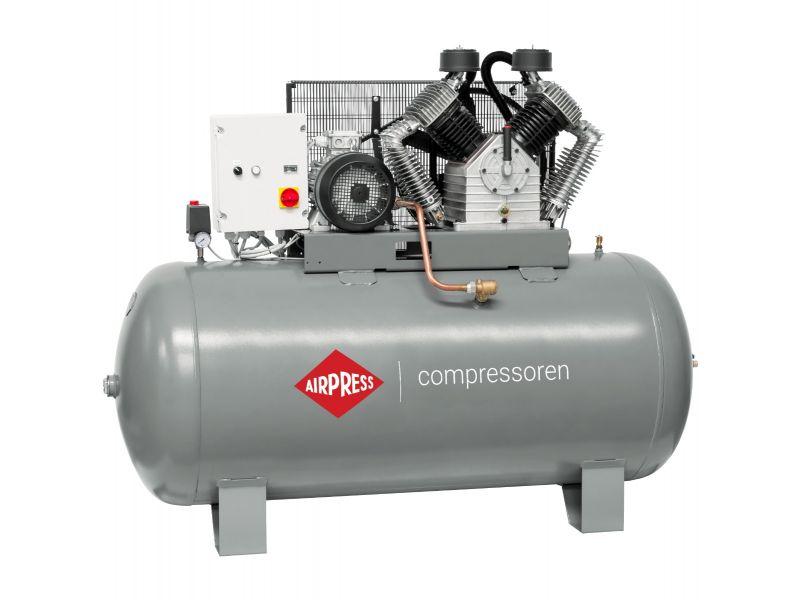 Kompressor HK 2000-900 SD Pro 11 bar 15 PS/11 kW 1395 l/min 900 l mit Stern Dreieck Schaltung