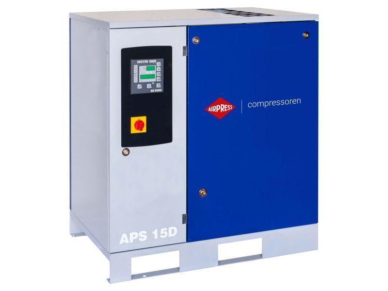 Schraubenkompressor APS 15D 10 bar 15 PS/11 kW 1400 l/min