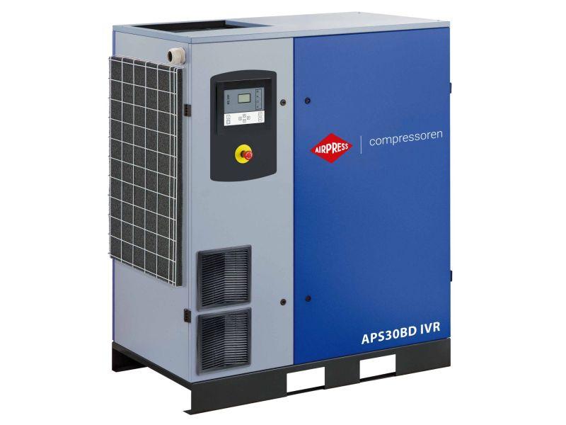 Schraubenkompressor APS 30BD IVR 13 bar 30 PS/22 kW 770-4170 l/min
