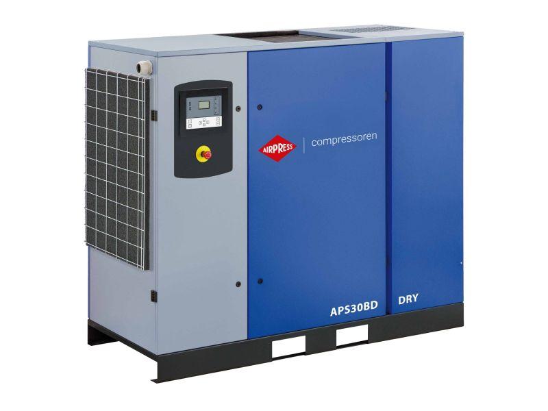 Schraubenkompressor APS 30BD Dry 10 bar 30 PS/22 kW 3320 l/min