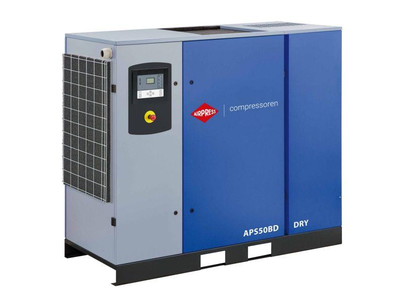 Schraubenkompressor APS 50BD Dry 10 bar 50 PS/37 kW 5070 l/min