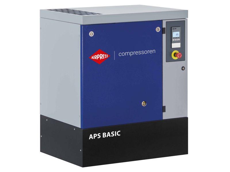 Schraubenkompressor APS 10 Basic 8 bar 10 PS/7.5 kW 1140 l/min