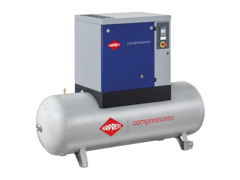 Schraubenkompressor APS 7.5 Basic Combi 10 bar 7.5 PS/5.5 kW 690 l/min 500 l