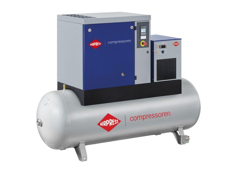 Schraubenkompressor APS 20 Basic Combi Dry 10 bar 20 PS/15 kW 1680 l/min 500 l