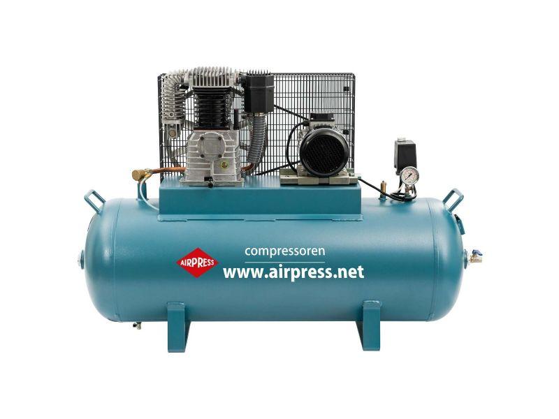Kompressor K 200-600 14 bar 4 PS/3 kW 360 l/min 200 l