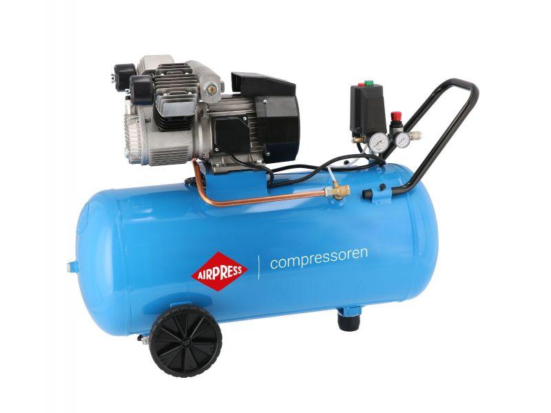 Kompressor KM 100-350 10 bar 2.5 PS/1.8 kW 280 l/min 100 l