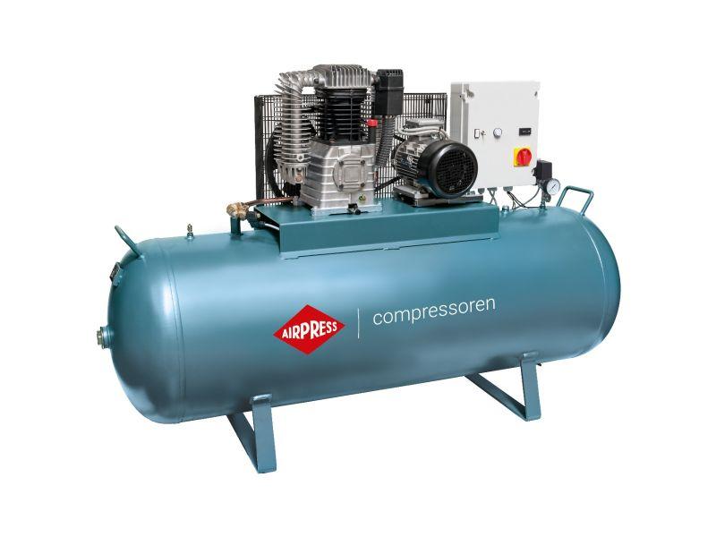 Kompressor K 500-700S 14 bar 5.5 PS/4 kW 420 l/min 500 l