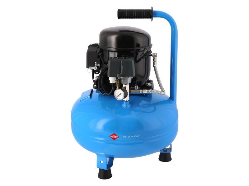 Flüsterkompressor L 50-24 8 bar 0.5 PS/0.37 kW 32 l/min 24 l