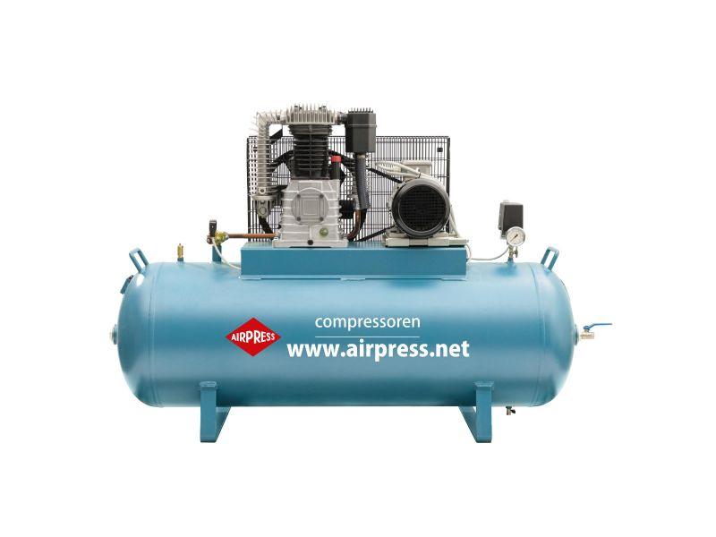 Kompressor K 300-700S 14bar 5.5 PS/4 kW 420 l/min 300 l