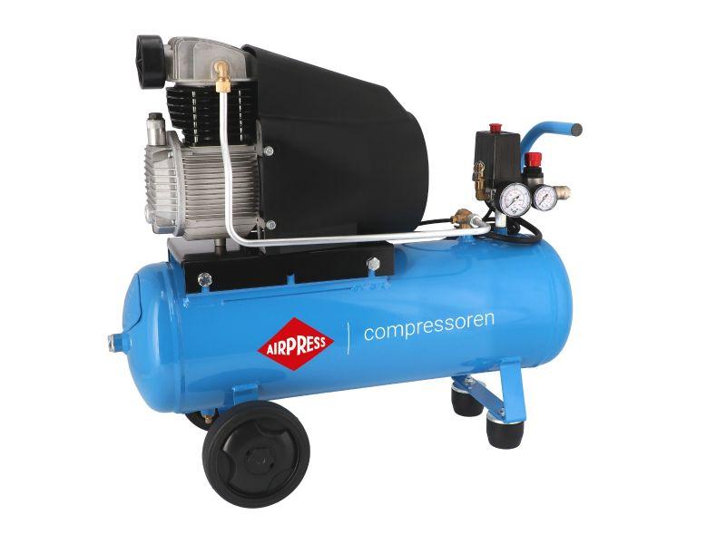 Kompressor H 280-25 10 bar 2 PS/1.5 kW 148 l/min 25 l