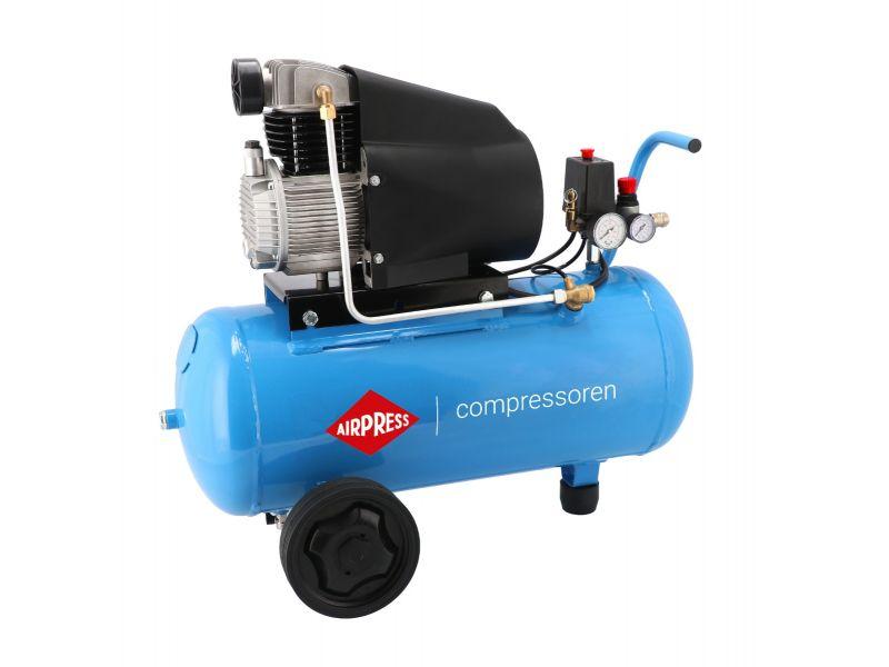 Kompressor H 280-50 10 bar 2 PS/1.5 kW 148 l/min 50 l