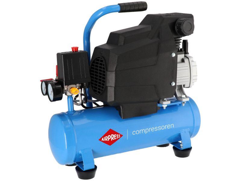 Kompressor H 185-6 8 bar 1.5 PS/1.1 kW 75 l/min 6 l