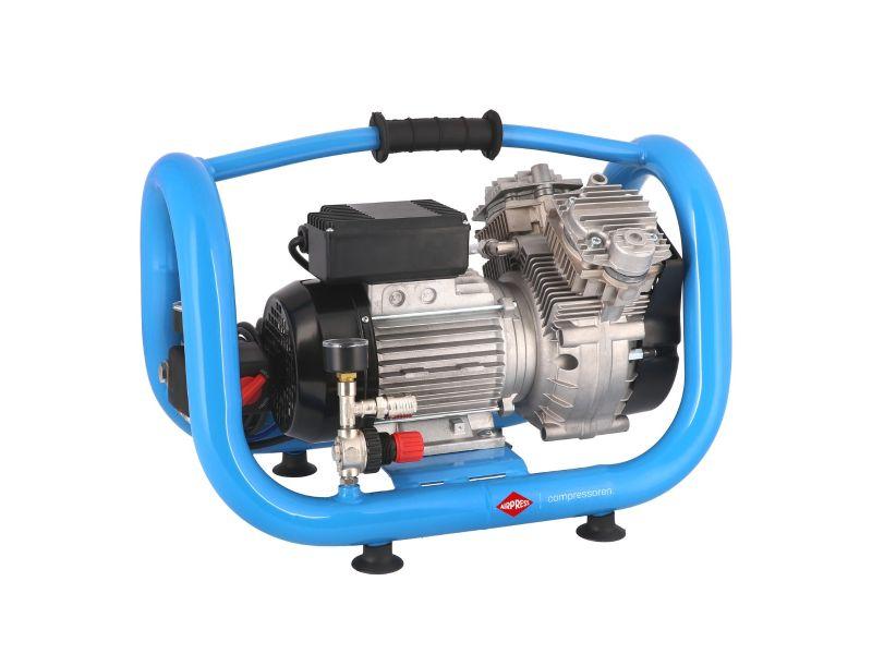 Flüsterkompressor Ölfrei LMO 5-240 10 bar 1.5 PS/1.1 kW 192 l/min 5 l