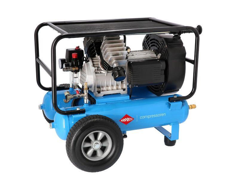 Kompressor BLM 22-410 10 bar 3 PS/2.2 kW 328 l/min 2 x 11 l