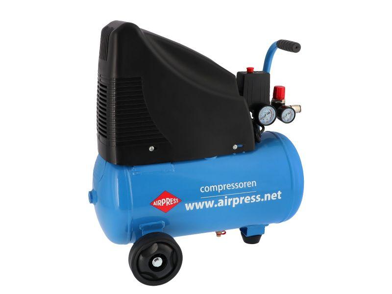 Kompressor ölfrei HLO 215-25 8 bar 1.5 PS/1.1 kW 172 l/min 24 l