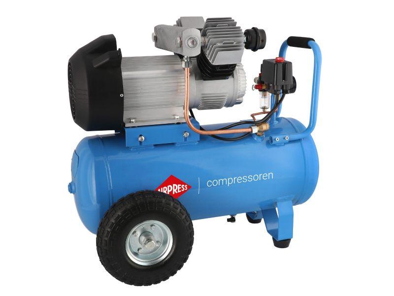 Kompressor LM 50-350 10 bar 3 PS/2.2 kW 244 l/min 50 l