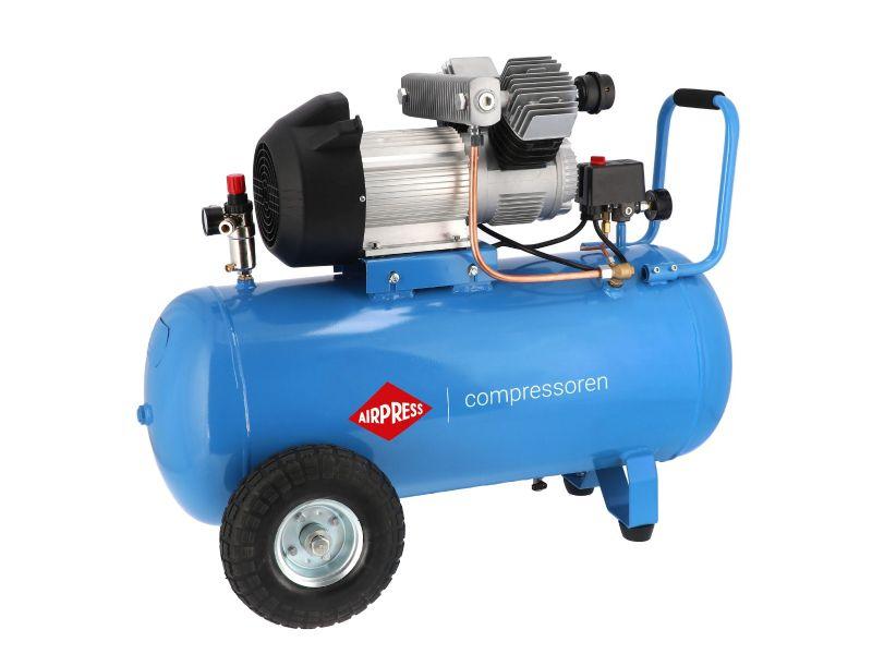 Kompressor LM 90-350 10 bar 3 PS/2.2 kW 244 l/min 90 l