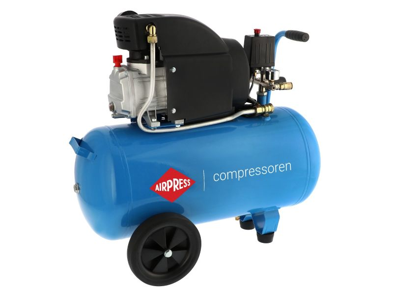 Kompressor HL 325-50 8 bar 2.5 PS/1.8 kW 195 l/min 50 l