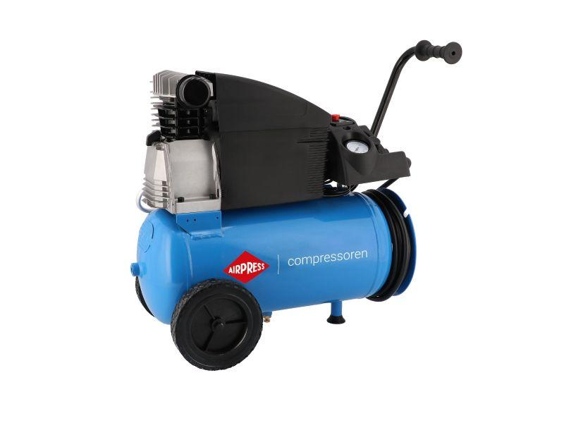 Kompressor H 360-25 10 bar 2.5 PS/1.8 kW 288 l/min 25 l