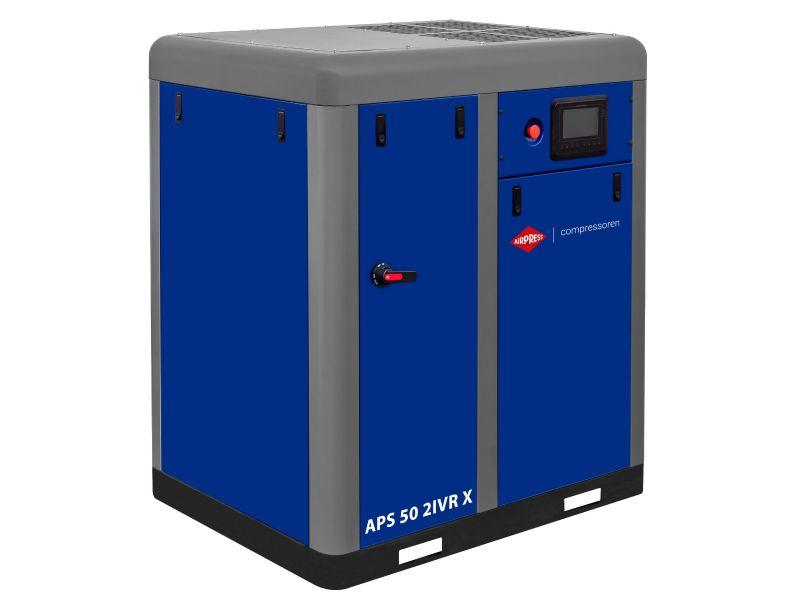 Schraubenkompressor APS 50 2IVR X 10 bar 50 PS/37 kW 1890-5900 l/min