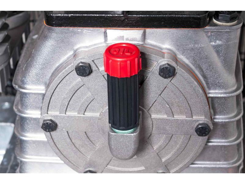 Kompressor G 1500-500 Pro 11 bar 10 PS/7.5 kW 859 l/min 500 l galvanisiert
