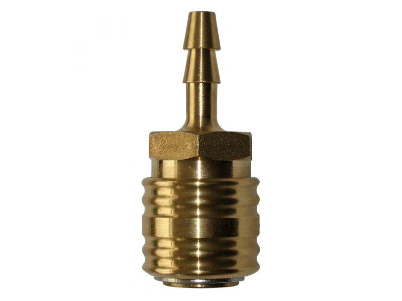 Druckluftkupplung Schlauchanschluss Euro 8 mm