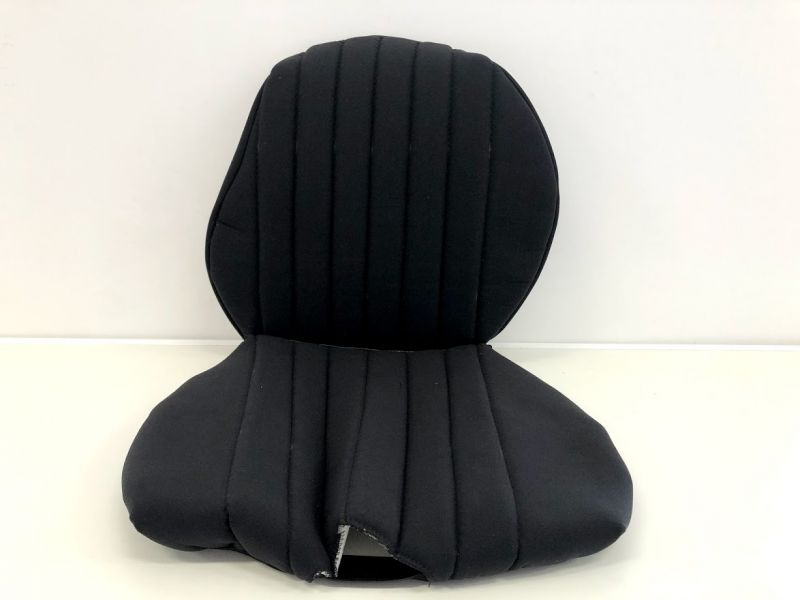 Hedo Sitzbezug Kunststoff PRIMO L/XL schwarz 2-teilig