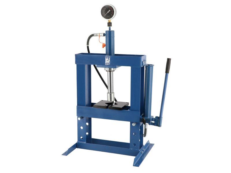 Werkstattpresse / Hydraulikpresse 10 Tonnen