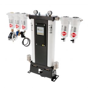 Ölfreier Adsorptionstrockner Set ISO OFAG 120 l/min Class Zero