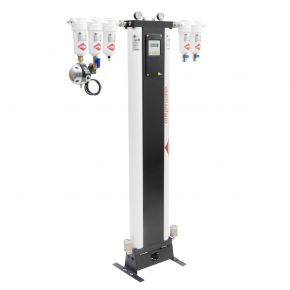 Adsorptionstrockner Set ISO OFAG3 320 L/Min Class Zero