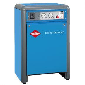 Flüsterkompressor APZ 220+ 400 V 10 bar 2 PS/1.5 kW 177 l/min 24 l