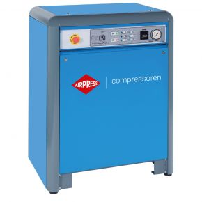 Flüsterkompressor APZ 500+ 10 bar 4 PS/3 kW 379 l/min 3 l