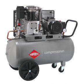 Kompressor HK 425-100 Pro 10 bar 3 PS/2.2 kW 280 l/min 100 l