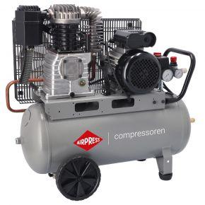Kompressor HL 425-50 Pro 10 bar 3 PS/2.2 kW 280 l/min 50 l