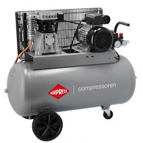 Kompressor HL 375-100 Pro 10 bar 3 PS/2.2 kW 231 l/min 90 l