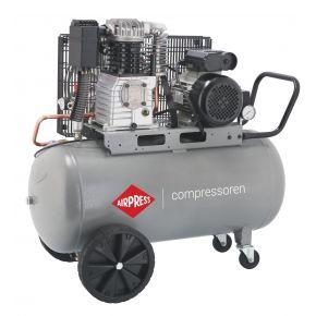 Kompressor HL 425-100 Pro 10 bar 3 PS/2.2 kW 280 l/min 100 l