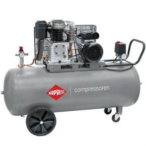 Kompressor HL 425 150 Pro 10 bar 3 PS/2.2 kW 280 l/min 150 l
