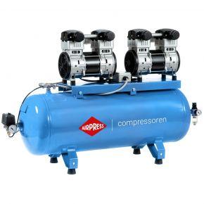 Flüsterkompressor LMO 196X2-100 8 bar 3.2 PS/1.5 kW 240 l/min 100 l