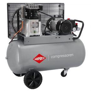 Kompressor HK 600-90 Pro 10 bar 4 PS/3 kW 336 l/min 90 l