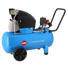 Kompressor HL 360-50 10 bar 2.5 PS/1.8 kW 288 l/min 50 l