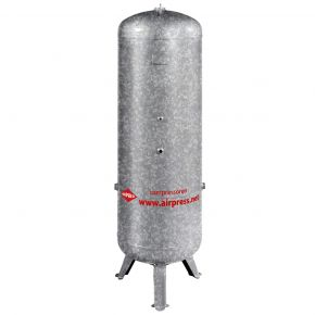 Druckluftbehälter 500 l galvanisiert und beschichtet 16 bar