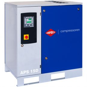 Schraubenkompressor APS 15D 13 bar 15 PS/11 kW 1210 l/min