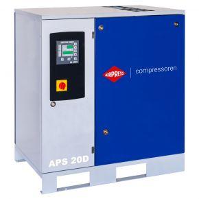 Schraubenkompressor APS 20D 8 bar 20 PS/15 kW 2000 l/min