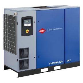 Schraubenkompressor APS 30BD IVR Dry 13 bar 30 PS/22 kW 770-4170 l/min