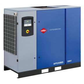 Schraubenkompressor APS 30BD Dry 8 bar 30 PS/22 kW 3650 l/min
